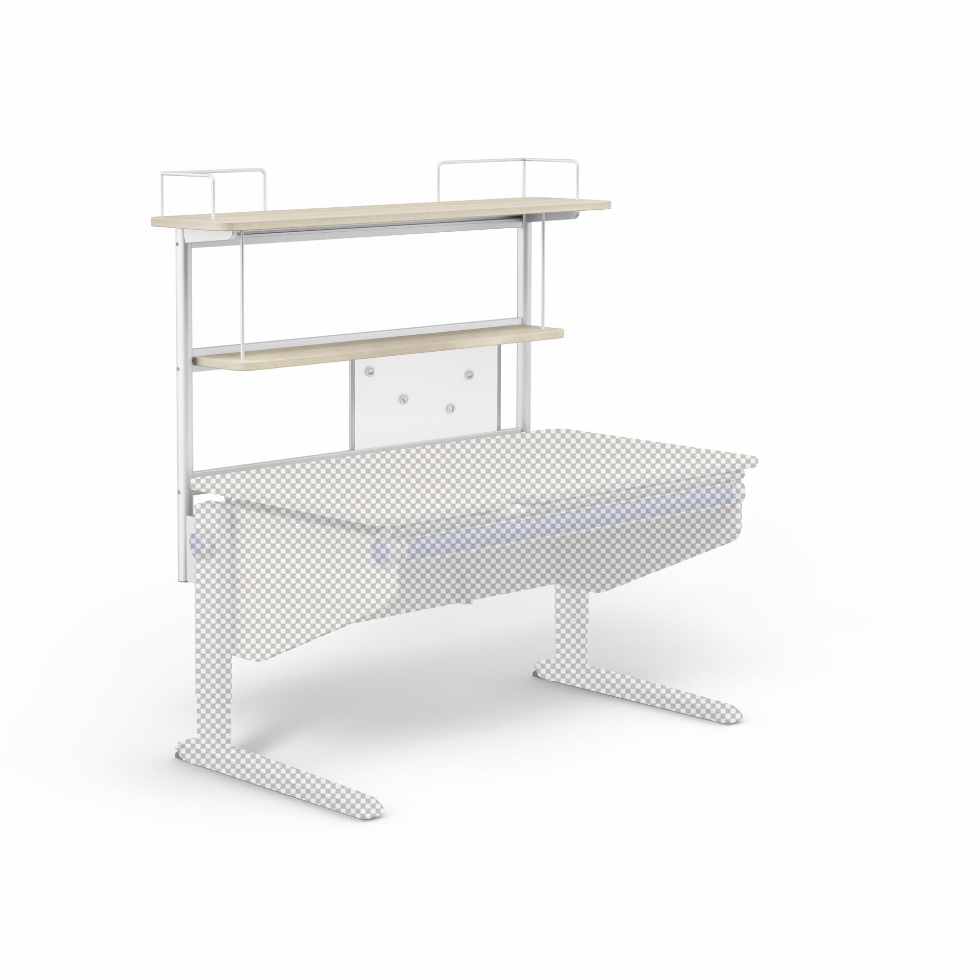 Flex Deck Winner Ahorn-Weiß